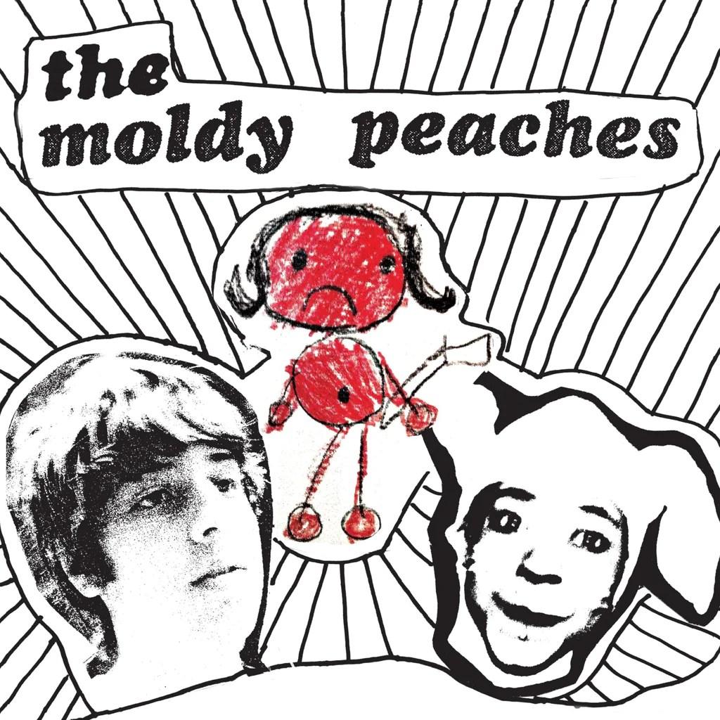 The moldy peaches the moldy peaches