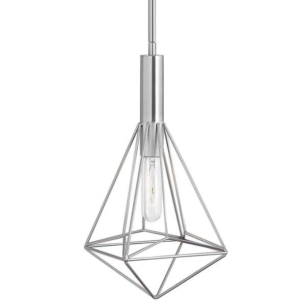 geometric mini pendant light # 7