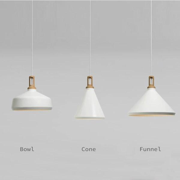 designer pendant light # 69