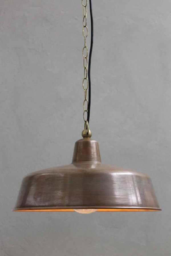outdoor brass pendant # 77