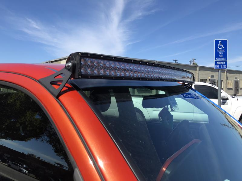 Jeep Jk Led Light Bar