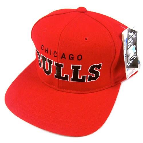 Bulls Starter Jackets 90s