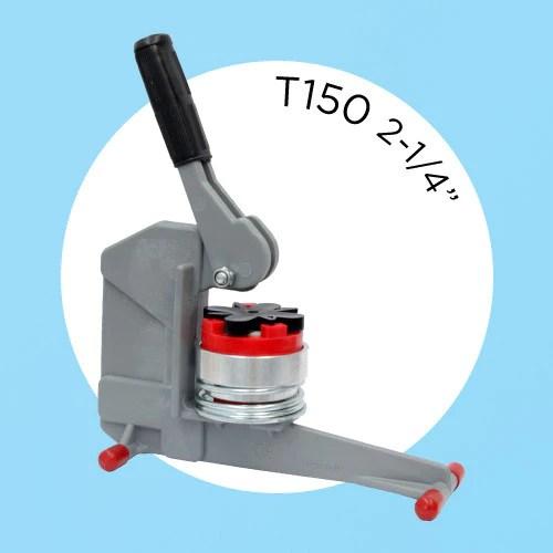 2 1 4 Button Maker Machine