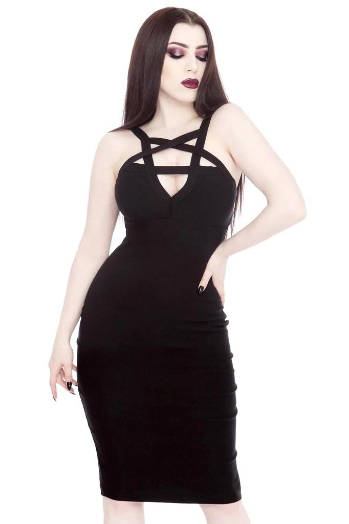 Betty Rage Pin-Up Dress [B] | KILLSTAR - UK Store