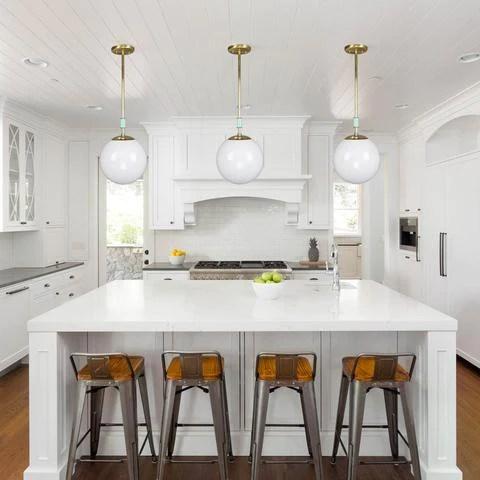pendant lighting for kitchen # 47
