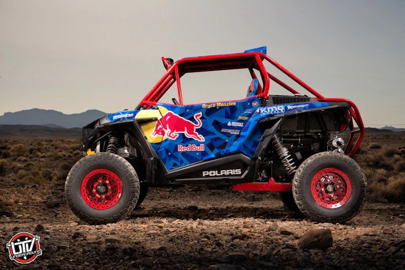Red Bull Trophy Truck Racing
