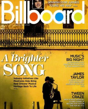 Billboard Back Issue Volume 118, Issue 6   Billboard ...
