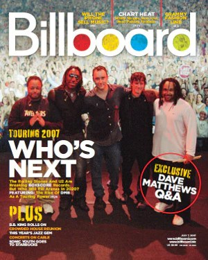 Billboard Back Issue Volume 119, Issue 27   Billboard ...