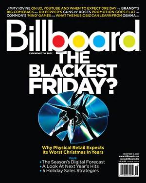 Billboard Back Issue Volume 120, Issue 49   Billboard ...