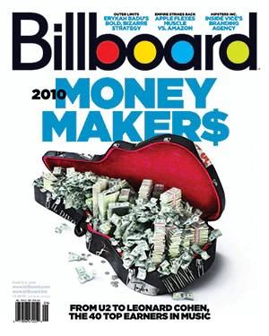 Billboard Back Issue Volume 122, Issue 9   Billboard ...