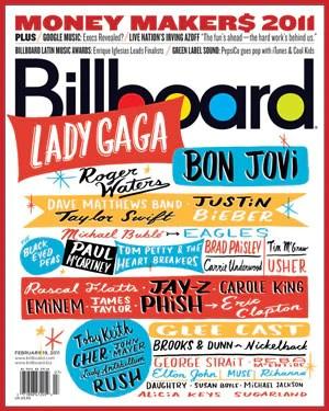 Billboard Back Issue Volume 123, Issue 6   Billboard ...