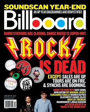 Billboard Back Issue Volume 124, Issue 1   Billboard ...