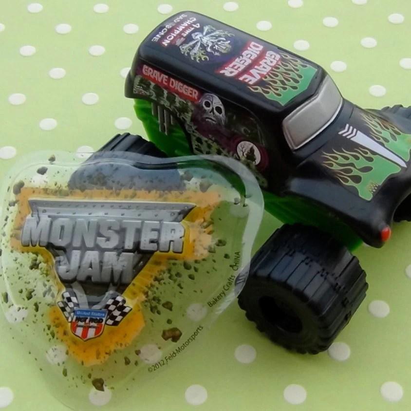 Monster Jam Grave Digger Cake Kit Christy Marie S