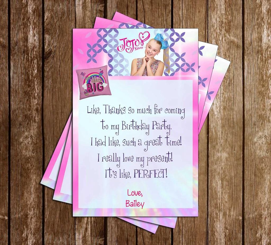 Customized Birthday Invitation Cards