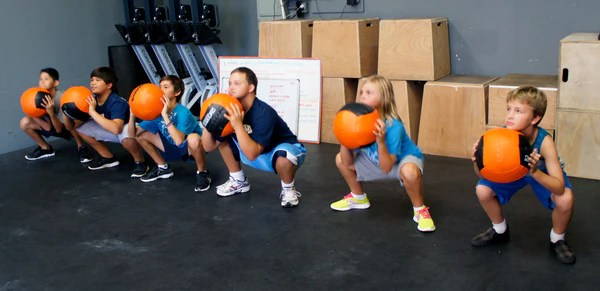 How Crossfit Training Can Help Kids Learn Rally Fitness