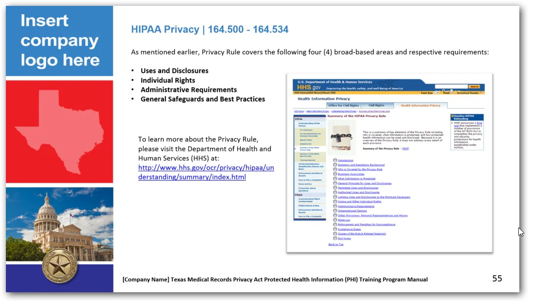 Sample Data Security Policy