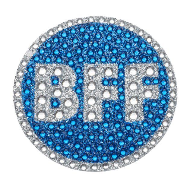 "BFF - 2"" StickerBeans Sticker – Camprageous Gifts"