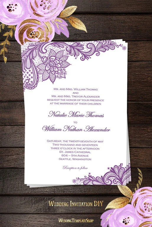 Save Lace Date Cards