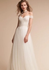 Buy and Sell BHLDN Used and Preowned Wedding Dresses   Nearly Newlywed BHLDN  Heaton