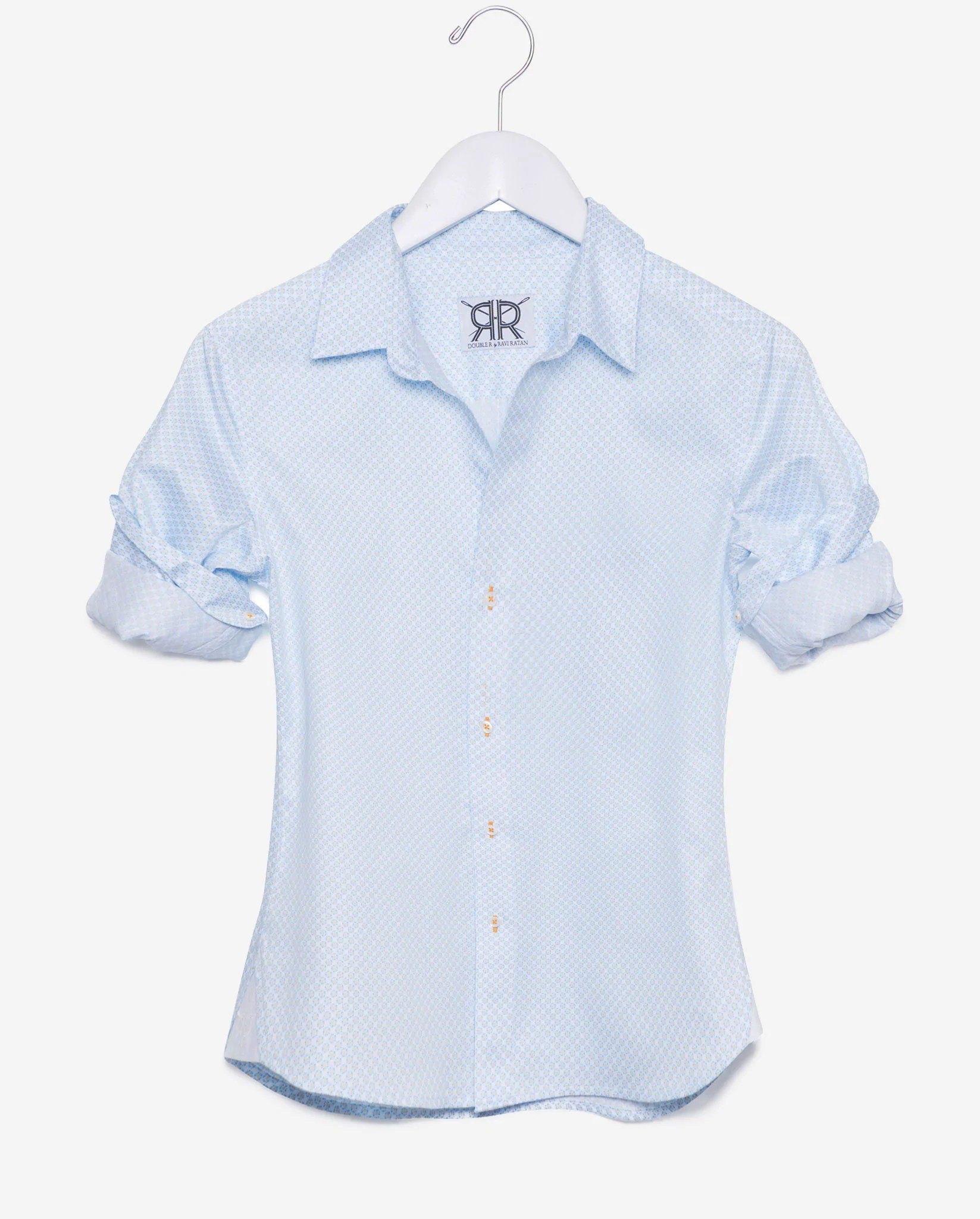 19010f68 Womens Fitted Button Down Dress Shirts - DREAMWORKS
