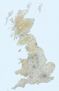UK Map Wallpaper from Love Maps On    Map Wallpaper   Great Britain
