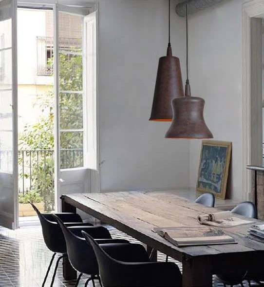 Replacement Shade Pendant Light
