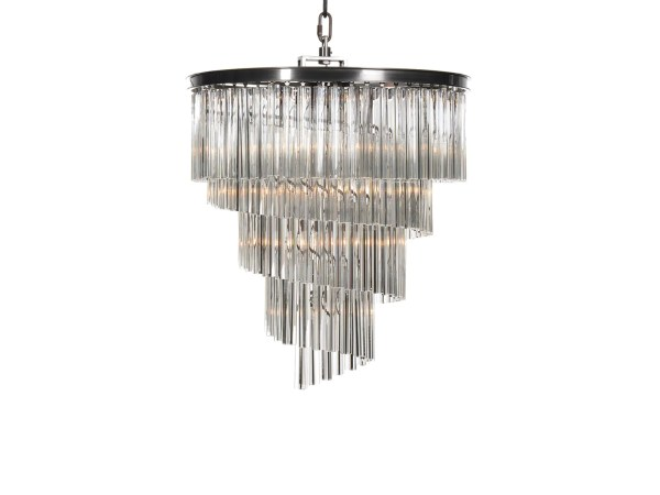timothy oulton crystal chandelier small # 41