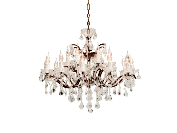 timothy oulton crystal chandelier small # 12