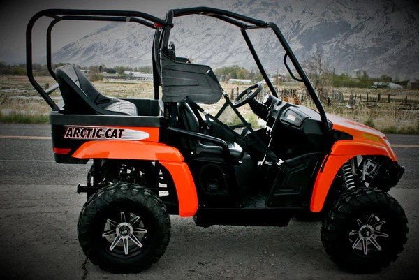 Arctic Cat Prowler Backseat And Roll Cage Kit Utv