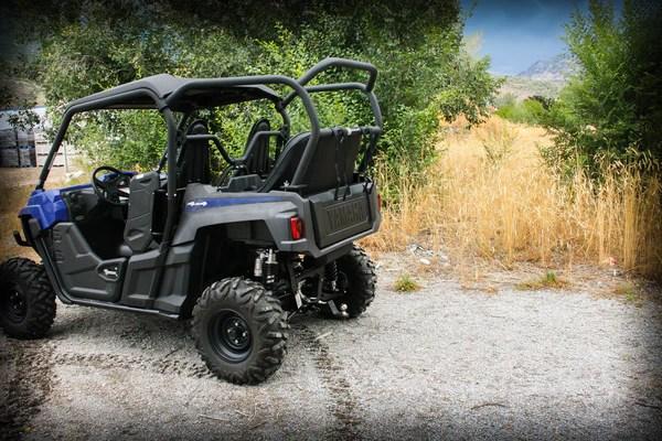 Yamaha Wolverine Backseat And Roll Cage Kit 2016 2018