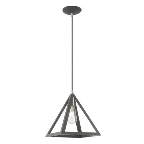 geometric mini pendant light # 35