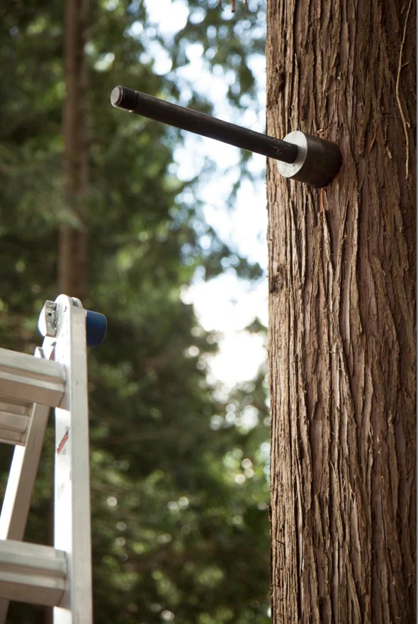 Tab Treehouse Attachment Bolt For Diy Treehouse Building