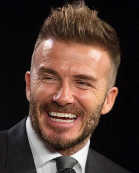 How To Get David Beckham's New Shorter & Textured Haircut ...