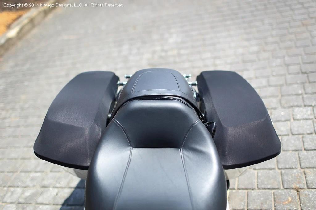 Bag Hard Davidson Used Harley Lids