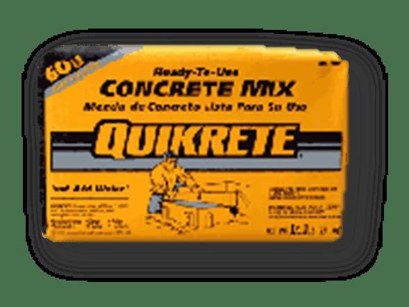 Quikrete 60 Lb Concrete Mix