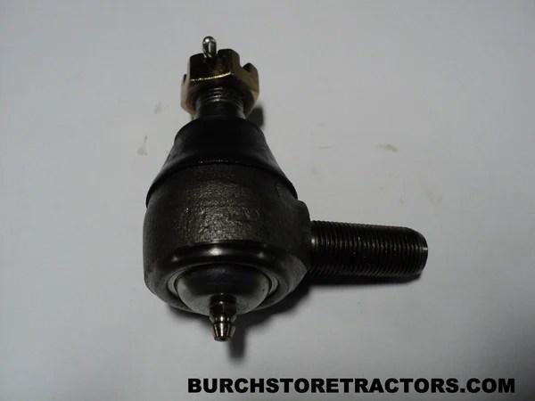 Ford 4500 Backhoe Power Steering