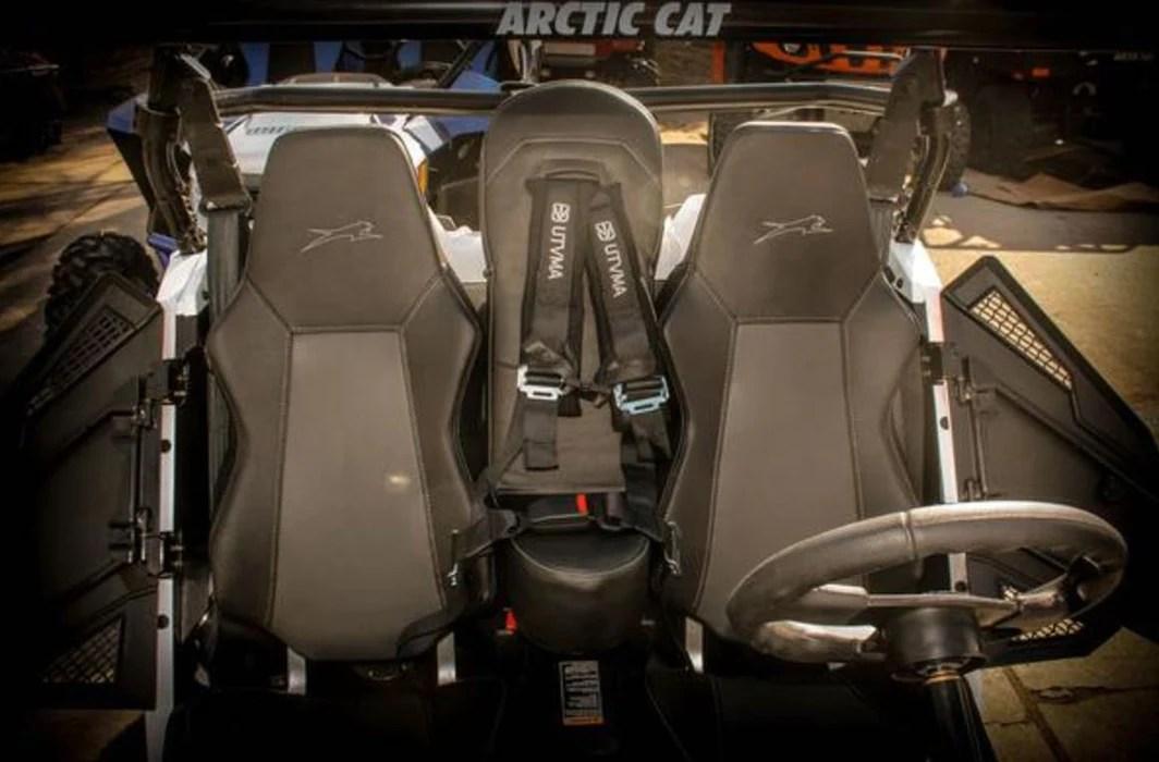 Utv Mountain Accessories Wildcat Trail Sport Bump Seat