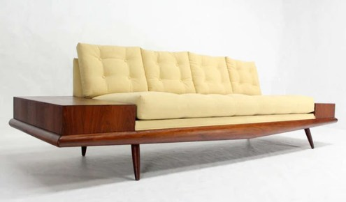 Mid century modern Sofas   All you need to know about them Venerable Vintage  Beautiful Mid century Modern Sofas and Furniture