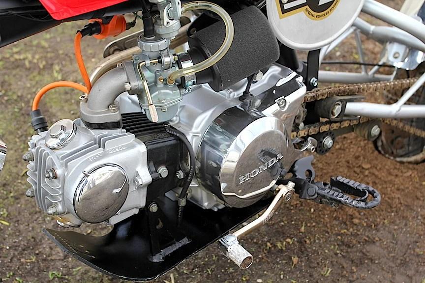 2007 Honda Cr50f Hill Climber Lossa Engineering