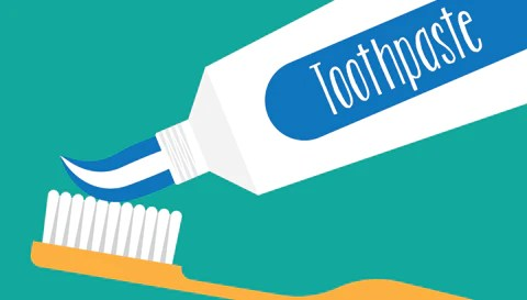 This Banned Ingredient Could Be Lurking In Your Toothpaste