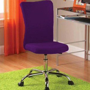 Mainstays Desk Chair Purple     Z Line Designs  Inc      Mainstays Desk Chair Purple