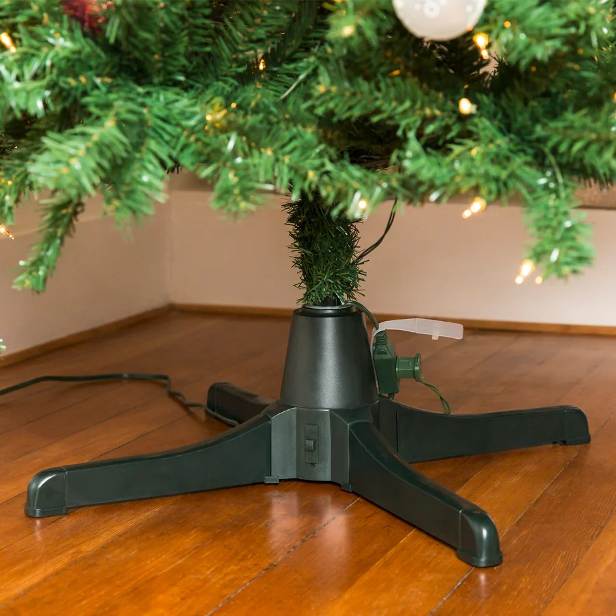 Rotating Motor Christmas Tree
