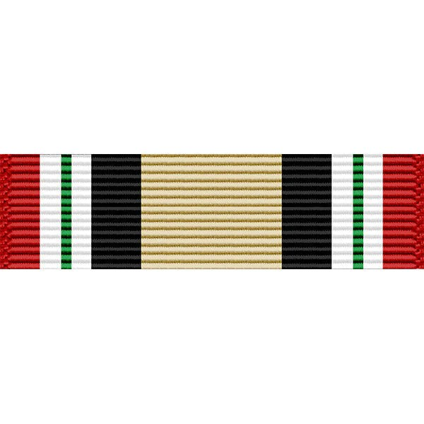 Campaign Medal Iraq Devices