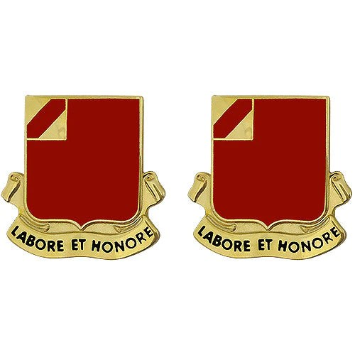 Coast Artillery Unit Crest
