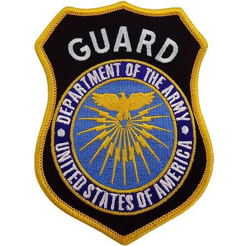 Security Guard Dress