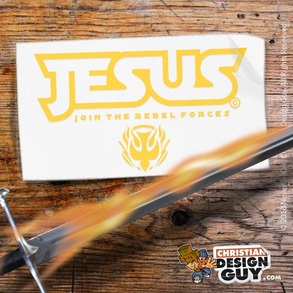 Christian Standard Stickers