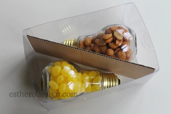 Fillable Light Bulbs