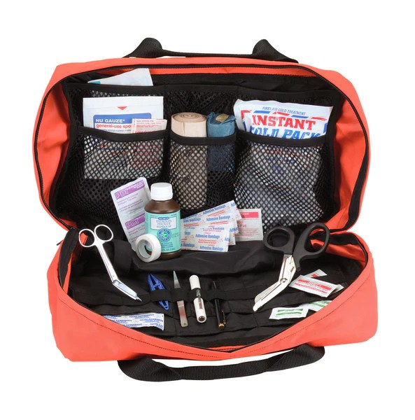 Military Medical Trauma Kits