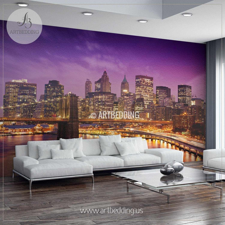 New York City Comforter Set