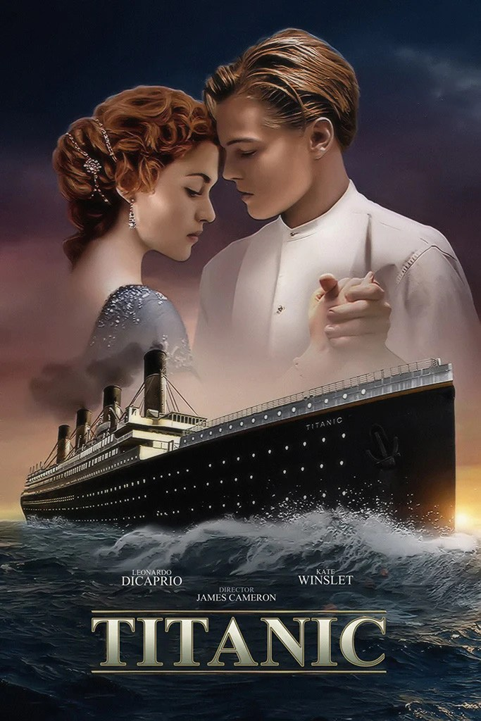 Titanic Movie Poster My Hot Posters